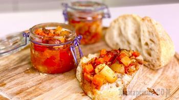 Лечо из кабачков - Заготовки из кабачков на зиму