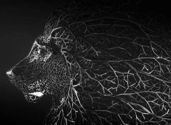 Металлические скульптуры животных от художника Кан Дон Хюна