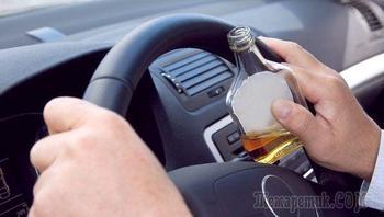 В МВД предложили дополнить правила выявления пьяных за рулем ещё двумя тестами
