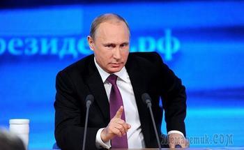 Путин рассказал о беременности мировой экономики