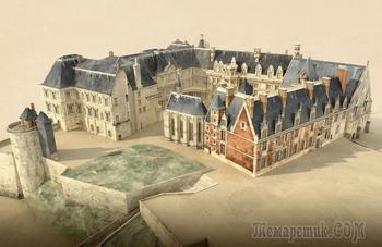 По волнам моей памяти... Сhâteau de Blois