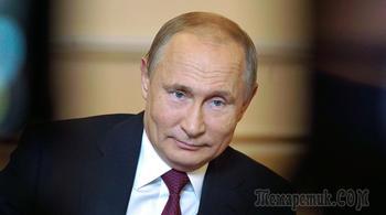 Путин впервые за пять лет наложил вето на закон