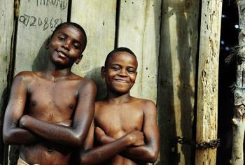 Всё по барабану - философия кенийского народа