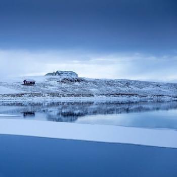Пейзажи Исландии в фотографиях Джулии Пертек