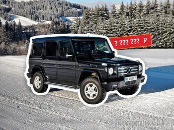 По мелочи на 200 тысяч: покупаем Mercedes-Benz G-Class W463