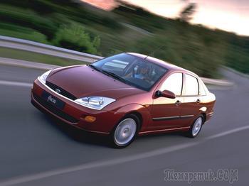 Провальная эргономика, новый дизайн и суд за название: мифы и факты о Ford Focus I
