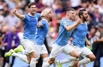 Вошли в историю: «Сити» установил рекорд в Англии