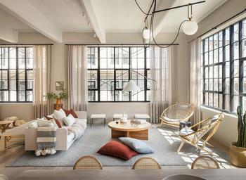 Характер, стиль, уют: идеальный лофт в Нью-Йорке