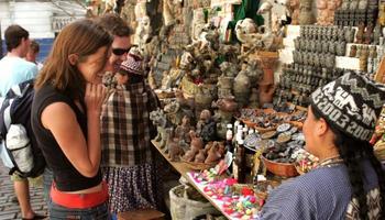 Знаменитый рынок ведьм в Боливии манит туристов