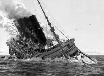 Жуткие кораблекрушения, которые шокировали мир