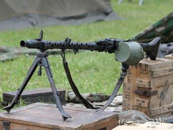 «Пила Гитлера»: пулемет Второй мировой войны, который применяется по сей день