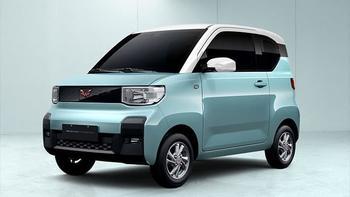 Wuling E50: мини электромобиль для четверых
