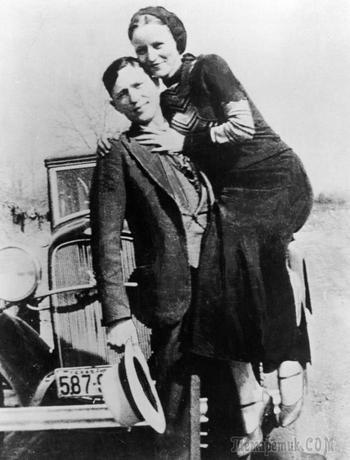 Кто такие Бони и Клайд? Как они выглядели и чем известны: история жизни, любви и преступлений