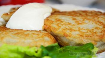 Вкуснейшие драники с мясом - на обед, на ужин или даже на завтрак