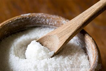 12 хитроумных лайфхаков с простой поваренной солью