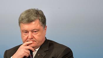 """Порошенко заявил об угрозе """"полномасштабной войны"""" с Россией"""