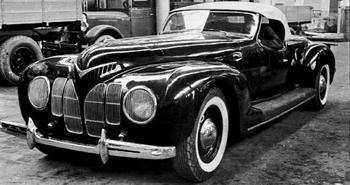 Советские спортивные автомобили
