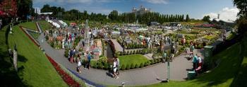 Нидерланды в миниатюре в парке Мадюродам, Гаага