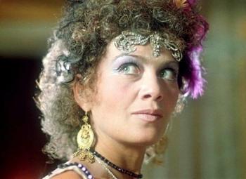 Таинственная красавица Лоренца из «Формулы любви», которая сводила коллег-актёров с ума