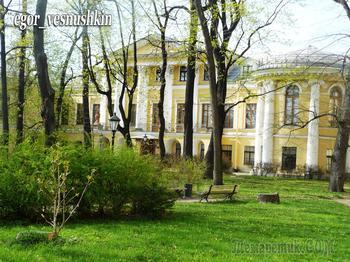 По волнам моей памяти... дворец Бобринского