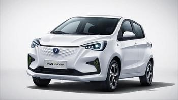 Changan Benben E-Star: идеальный городской электромобиль