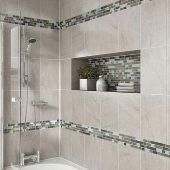 Гипсокартонные ниши: практичная идея для маленькой ванной