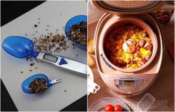 10 кухонных гаджетов, которые станут отличным подарком для тех, кто шагает в ногу со временем
