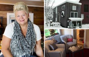 Американка построила дом на колесах, чтобы не платить высокую аренду за жилье, и на этом не остановилась