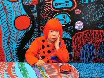 17 малоизвестных фактов из жизни художницы Яёй Кусама