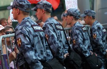 Для российских силовиков создали ослепляющий дрон-электрошокер