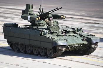 США раскритиковали боеспособность российского «Терминатора»