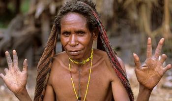 Племя короваев: за гранью цивилизации