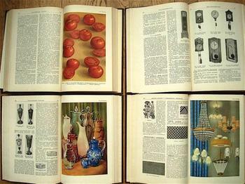 «Товарный словарь», 1956-1961 год