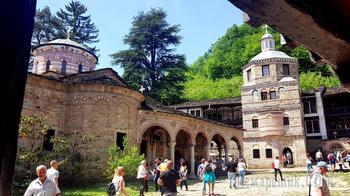Наша весенняя экскурсия 15. Троянский монастырь