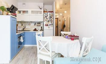 Однокомнатная квартира 47 м² в Реутове