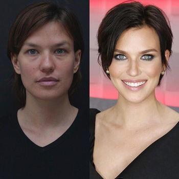 20 доказательств того, что причёска и макияж могут изменить любую женщину
