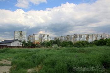 Вот и лето пришло. Крым. Симферополь. Цветочно-маковая прогулка на окране города