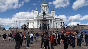 В Хельсинки самостоятельно