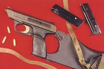 Пистолет VP70: дедушка Glock'а со скорострельностью 2200