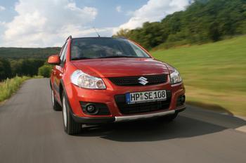 Покупка «первого» Suzuki SX4 с пробегом