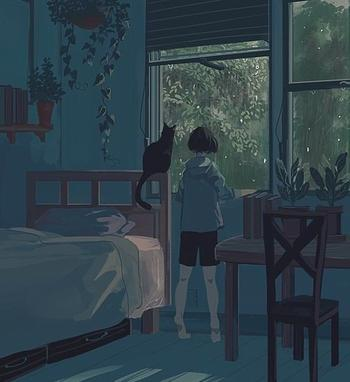 Ночами приходила тишина