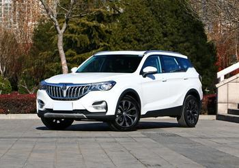 Brilliance V6 2018 – стильная новинка Brilliance China Auto