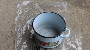 Идея использования старой кастрюли