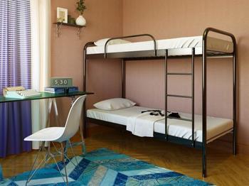 Преимущества 2-хъярусных детских кроватей