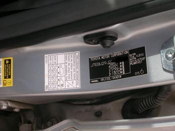 Способы определения номера двигателя по Вин-коду