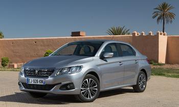 Peugeot 301 2021: современный седан бюджетной ценовой категории