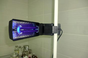 Лампа Вуда в домашних условиях
