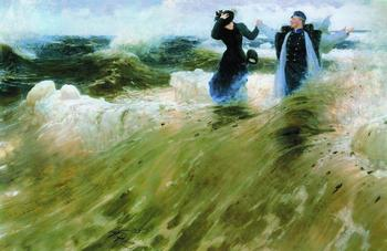 Такой простор: о выставке Ильи Репина в Третьяковской галерее