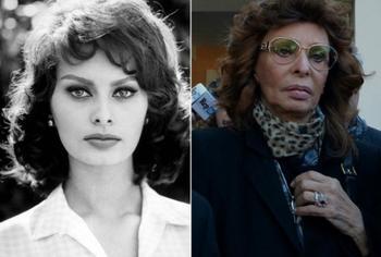 Время неумолимо: знаменитые актрисы тогда и сейчас
