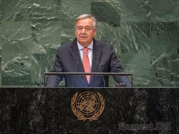 Гутерриш поддержал Москву: в ООН обсудили визовый скандал с США